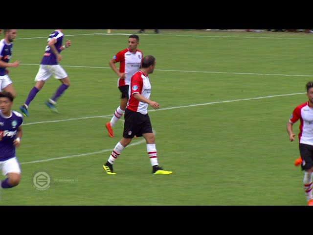 Samenvatting FC Groningen - FC Emmen