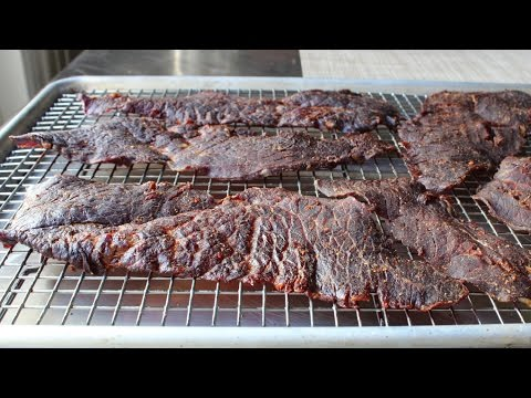 Make Your Own Beef Jerky! How To Make Beef Jerky In The Oven