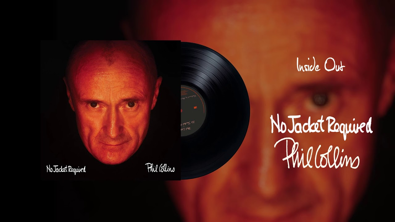 Phil Collins - Inside Out (Official Audio)