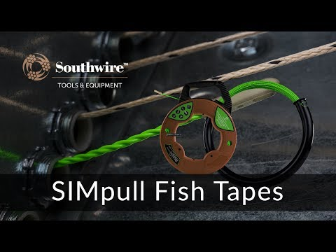Southwire SIMpull Fish Tapes
