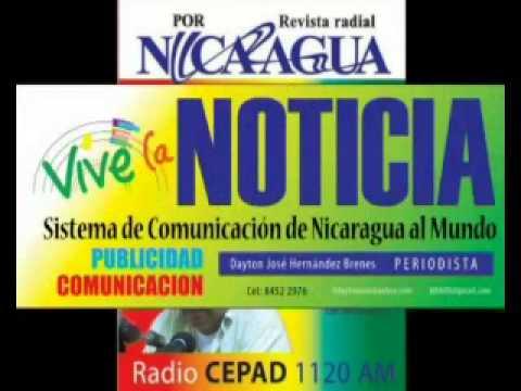 POR NICARAGUA, EN RADIO CEPAD