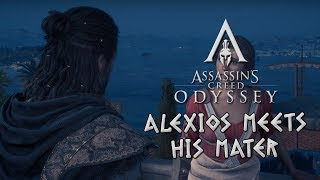 [PC] Meeting our Mater | Assassin's Creed Odyssey Gameplay | Part 18 Walkthrough (AC Odyssey)
