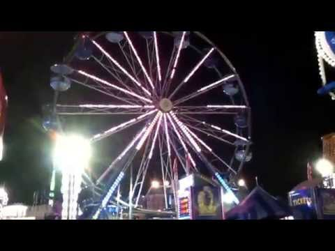 Pitt county fair footage