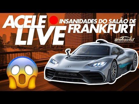 TUDO SOBRE O SALÃO DE FRANKFURT | ACELELIVE #63