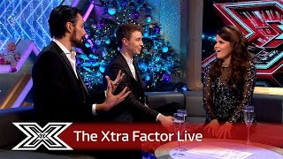 X Factor Runner Up Saara Aalto talks with Matt and Rylan! | Xtra Factor Live 2016