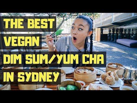 Finding The Best Vegan YUM CHA In Sydney! (Dim Sum)