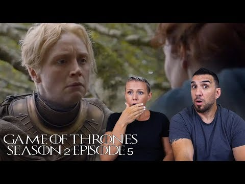 Game of Thrones Season 2 Episode 5 'The Ghost of Harrenhal' REACTION!!