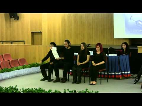 3rd Undergraduate Conference on Anglo - American Literature: Workshop