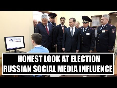 "Mainstream Media: ""Russia Influenced Election With Social Media Ads"" - How True Is It?"