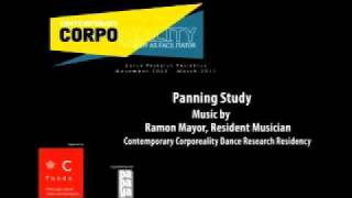 Contemporary Corporeality: Music: Panning Study.mp4