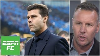 Craig Burley calls out Pochettino after Tottenham's 2-1 Champions League loss vs Inter | ESPN FC