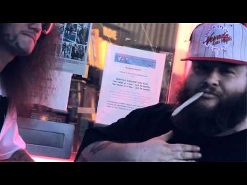 RiFF RaFF SODMG & ACTiON BRONSON - Bird On A Wire (Music Video)