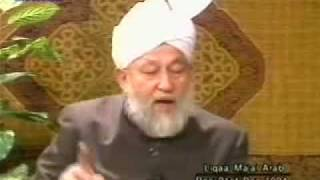 What is the status of Promised Messiah Hadhrat Mirza Ghulam Ahmad Qadiani part 1/3