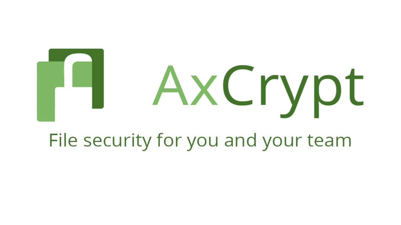 AxCrypt 2016 Free Download