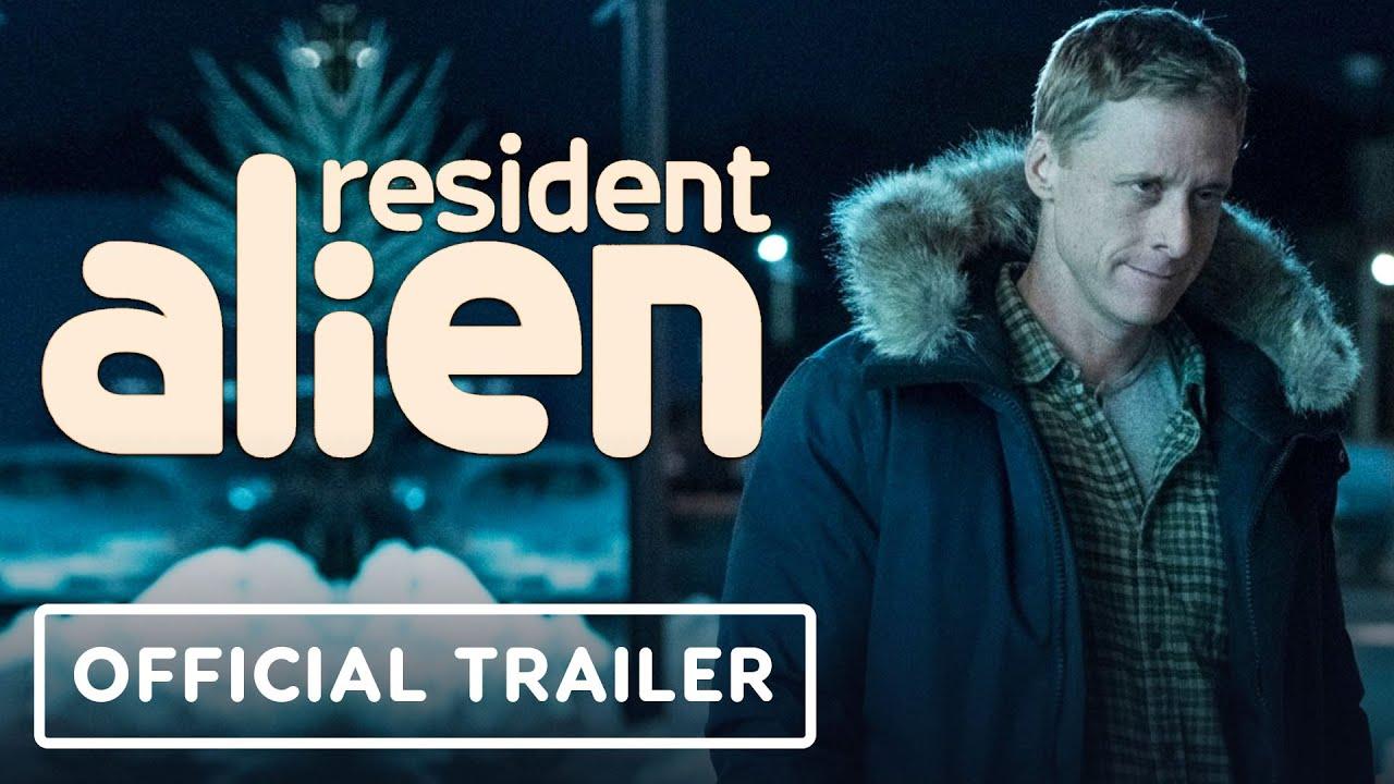Download Syfy's Resident Alien - Official Trailer (2021) Alan Tudyk