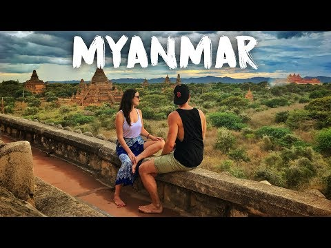 Myanmar Travel Video