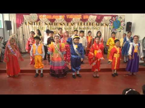 TJCCOT United Nations Celebration 2015 — Grade 4