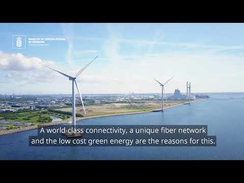 Meet Invest in Denmark at Datacloud Europe