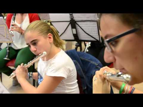 Trailer El Hombre de La Mancha, en concierto. Coro Dulcimer y Unión Musical Ciudad de Valdepeñas
