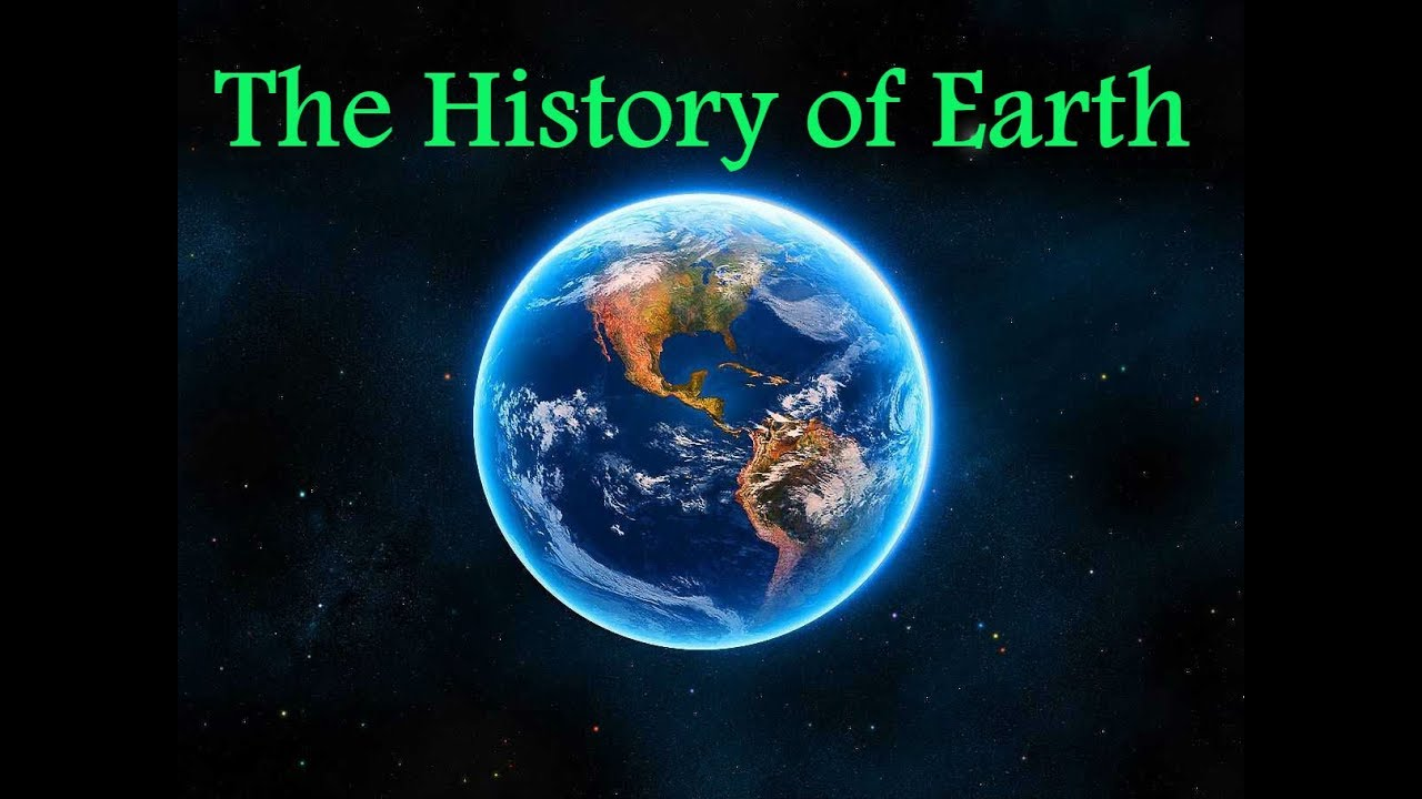 the history of our planet earth Earth timeline we humans have only been around for a tiny fraction of the earth's 46-billion-year history, but we have still managed to build up our knowledge of what happened so long ago.
