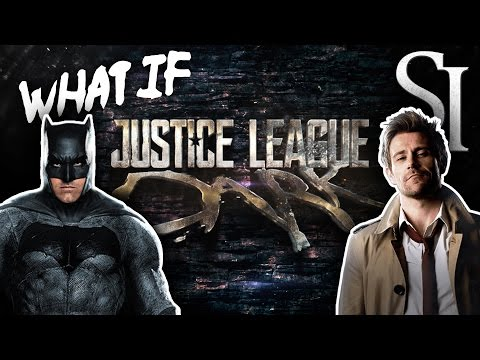 ★ What if... Guillermo Del Toro directed Justice League Dark? ★