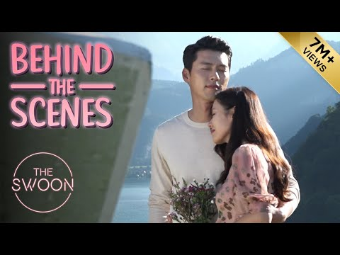 [Behind The Scenes]Hyun Bin & Son Ye-jin Can't Stop Teasing Each Other|Crash Landing On You[ENG SUB]