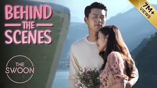 Download lagu [Behind the Scenes]Hyun Bin & Son Ye-jin can't stop teasing each other|Crash Landing on You[ENG SUB]
