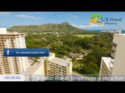 Aston Waikiki Beach Hotel - Honolulu Hotels, Hawaii
