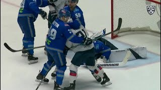 2019 Gagarin Cup, Torpedo 2 Barys 3, 10 March 2019 (Series 3-4)
