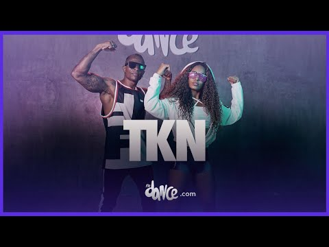 TKN – Rosalía & Travis Scott | FitDance Life (Official Choreography) | #StayAtHome and Dance #WithMe