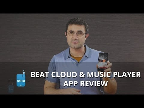 Beat cloud & music player app review