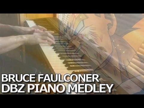 Bruce Faulconer DBZ Piano Medley by Rob Tando