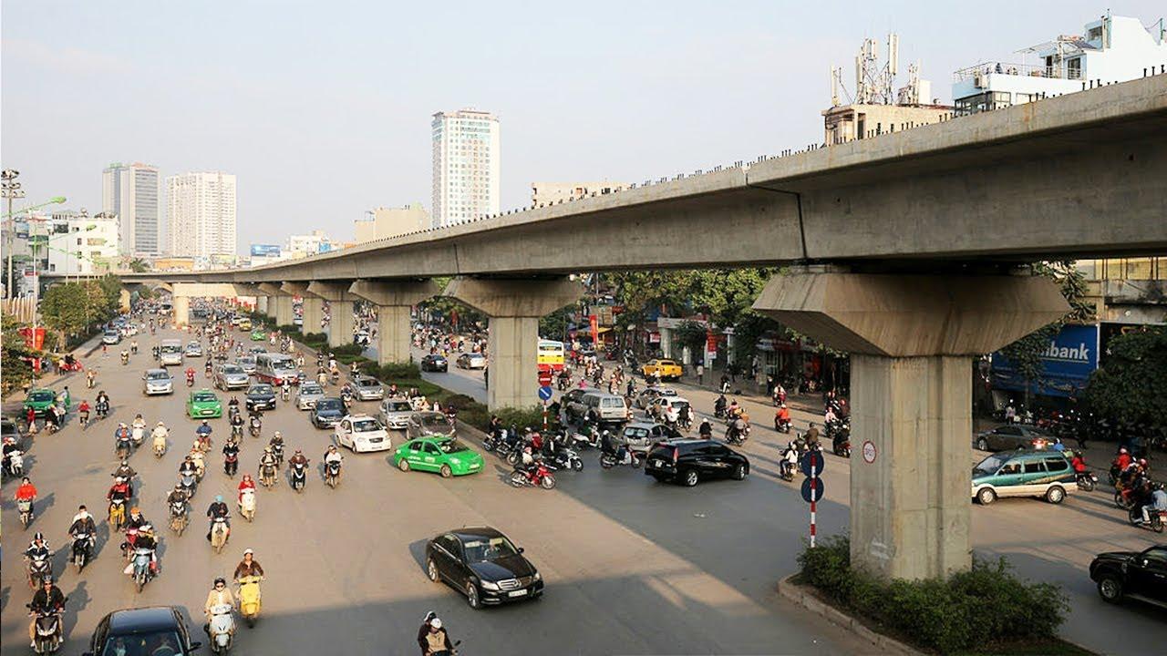 Toàn cảnh đường phố khu Nghĩa Tân – Cầu Giấy – Hà Nội