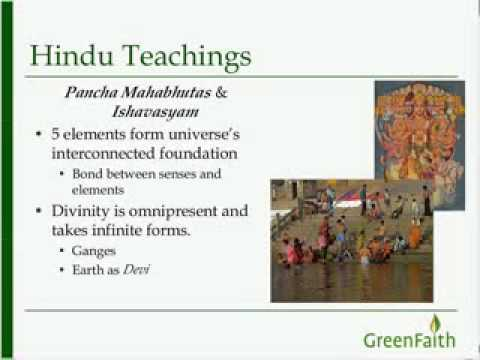 Hindu Teachings For the Environment Part 1 of 4 - YouTube