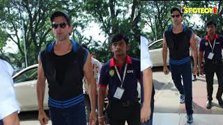 SPOTTED- Hrithik Roshan and Sussanne Khan Leave for Family Vacation to Goa | SpotboyE