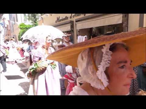 Bravade de Saint Tropez 2017