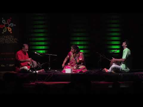 Jyotsna Srikanth at Kings Place, London for London International Arts Festival 2016