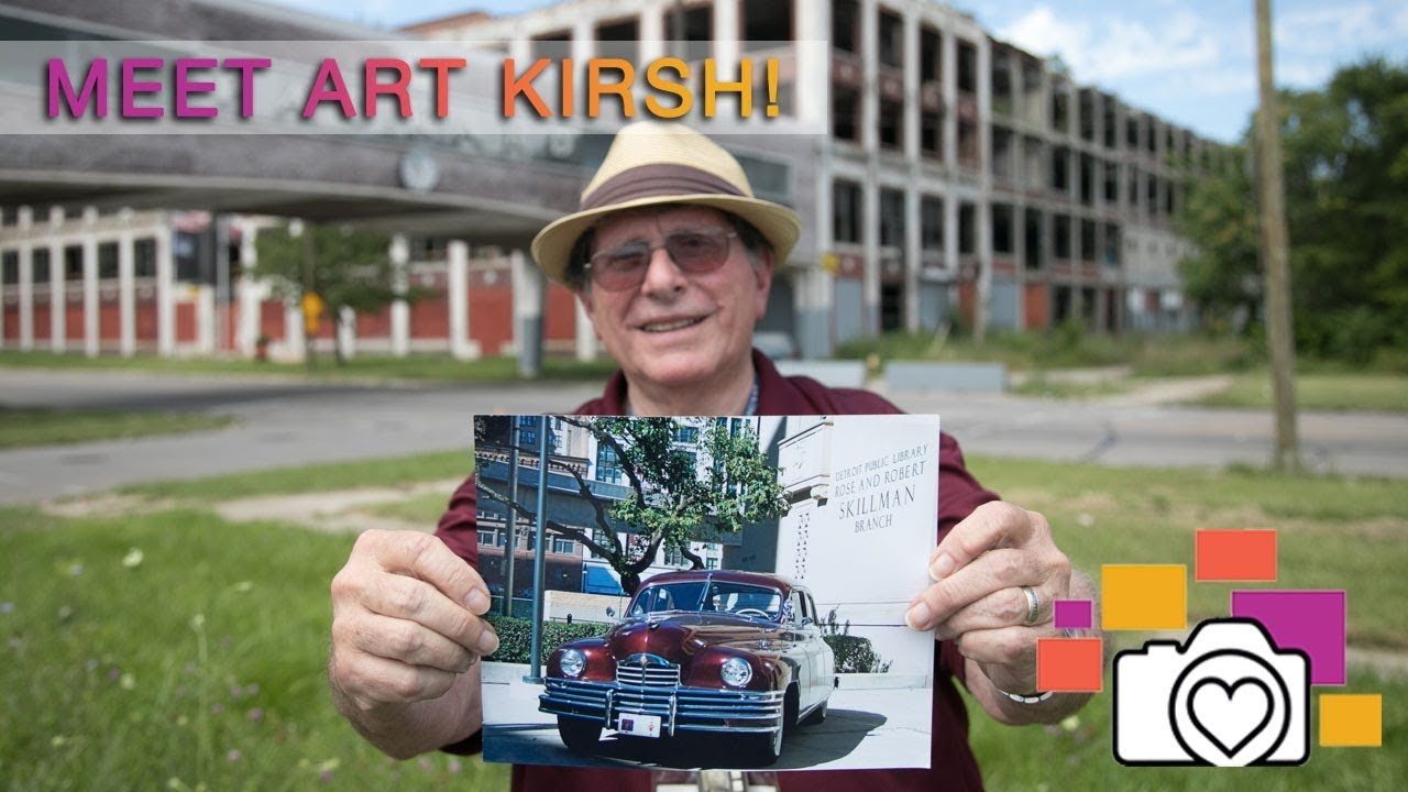 Art Kirsh Thanks Family Pictures USA!