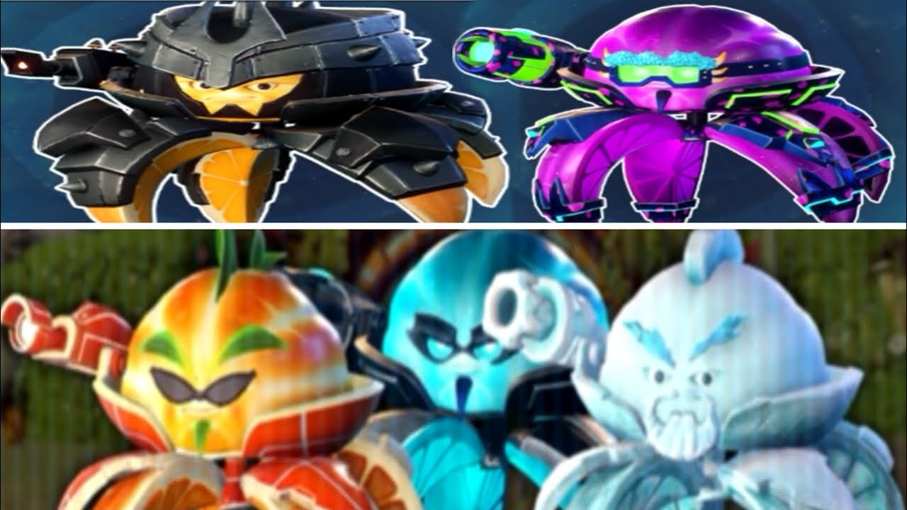 Citron from plants vs zombies garden warfare 2 plants vs zombies - Citron From Plants Vs Zombies Garden Warfare 2 Plants Vs Zombies 2