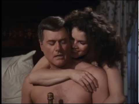 Dallas  Sue Ellen Finds J.R. In Bed With Holly Harwood