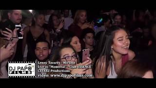 Lenny Tavarez ...mirame - En Montreal