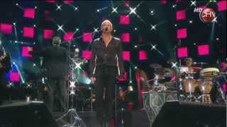 Sting - They Dance Alone (HD) Live in Viña del mar 2011