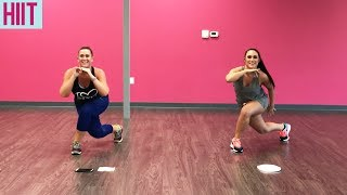 HIIT Workout for Beginners - Part 2 (Dance Fitness with Jessica)