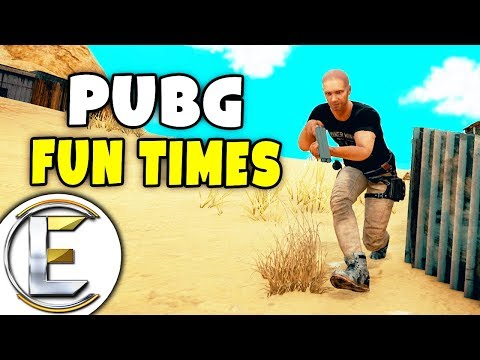 Pubg Fun Times - PlayerUnknown's Battlegrounds (Voice Chat In Pubg China Number 1)