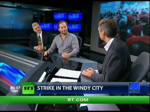 Full Show 9/10/12: Strike in the Windy City