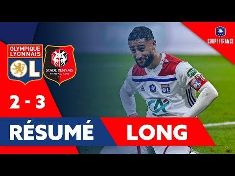 Résumé Long OL/Rennes 2019 | Coupe de France | Olympique Lyonnais