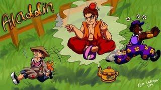 Felix Recenserar - Aladdin