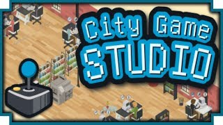 City Game Studio - (Game Development Tycoon)