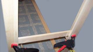 Btable2-making The Table Frame.wmv