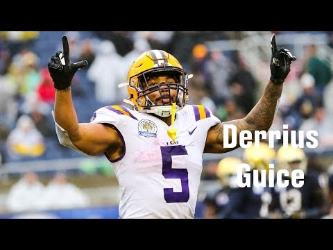 Film Room: Derrius Guice, RB, LSU Scouting Report (NFL Draft 2018 Ep. 12)